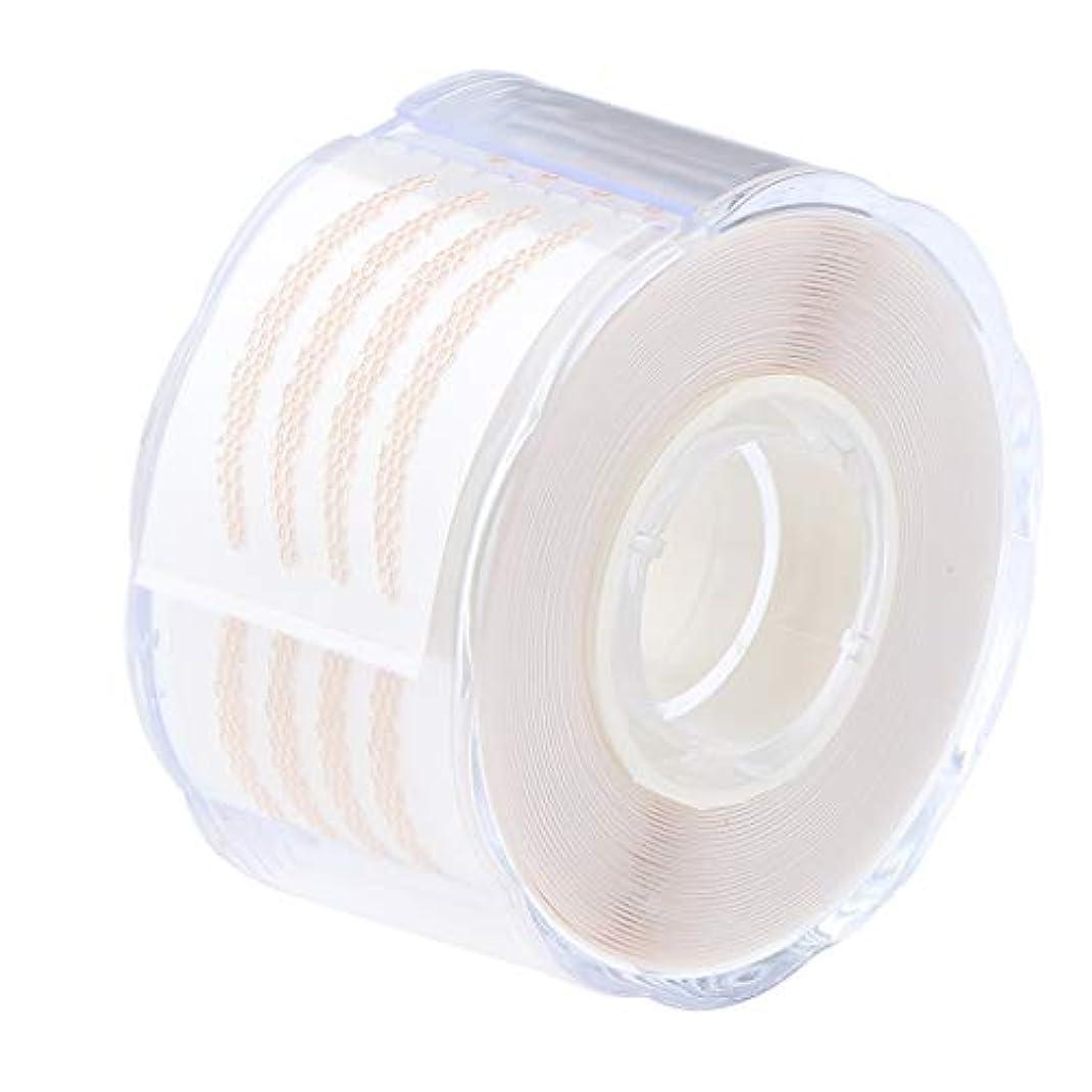 システムより多いディスパッチB Blesiya 約220ペア 二重まぶたステッカー 二重まぶたテープ 通気性メッシュ アイメイク 3サイズ選べ - 2.5 x 0.2 cm
