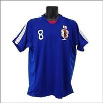 2010 日本代表 コンフィットTシャツ No.8 松井大輔 (L)