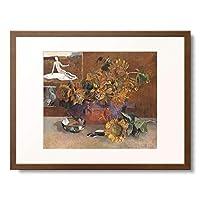 ポール・ゴーギャン Eugène Henri Paul Gauguin 「Still Life with」 額装アート作品