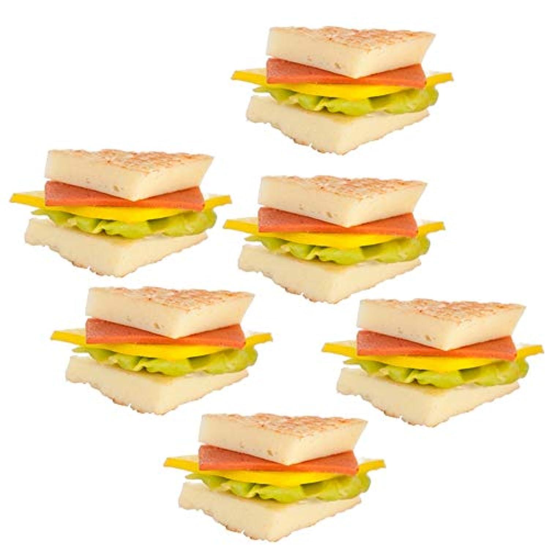 メロディージェーン人形の家サンドイッチピクニックランチフードキッチンダイニングアクセサリー