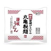 ジェーオージェー 丸亀製麺 讃岐うどん 3食入り 750g 冷凍