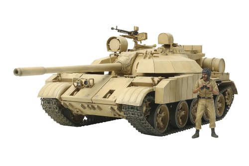 1/35 ミリタリーミニチュアシリーズ No.324 イラク軍戦車 T55 エニグマ 35324