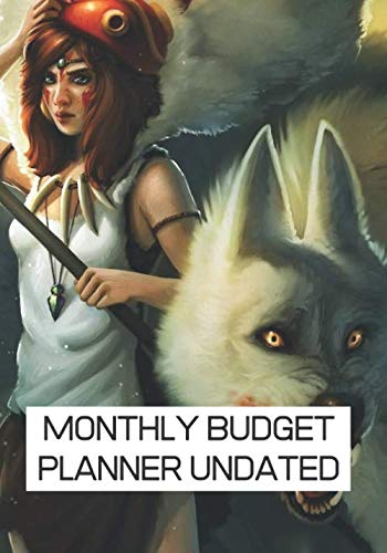 Monthly Budget Planner undated: 7x10 Inch - 145 Pages - Monthly and Weekly Budget Planner - Journal Notebook | Planner Expense T