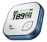 GolfBuddy(ゴルフバディ) ゴルフナビ GPS VOICE2 GPS  GB750 ブルー