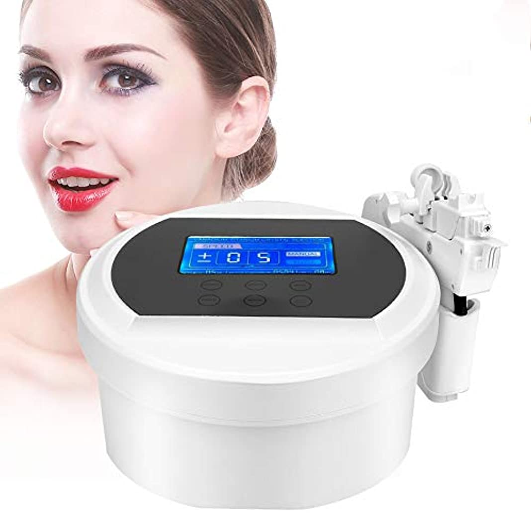 粘着性告白する傷つきやすいバナジウム チタンメソセラピーガンマシン フェイシャルストレッチング ホワイトニング ハイドレーション 美容デバイス(01)