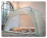 タスミ暖房テント ファブリック 1-2人用 (ミント)