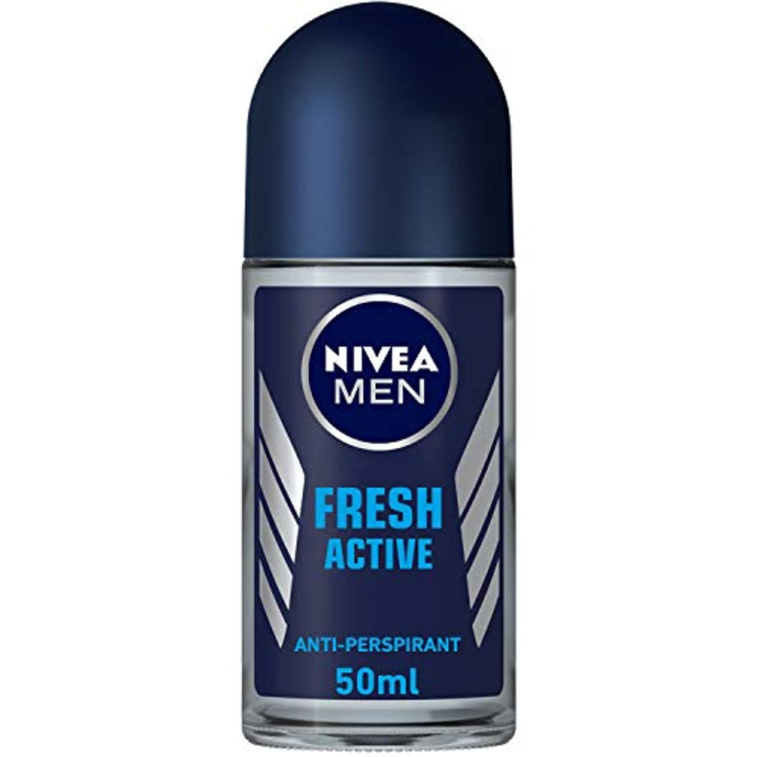 落胆させる二週間が欲しいNIVEA Men Brazil ブラジル製 ニベア メン ロールオンデオドラント フレッシュアクティブ Fresh Active 50ml