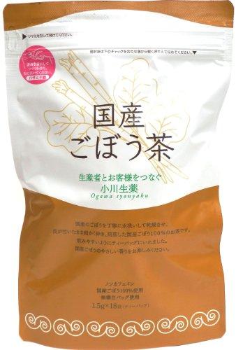 国産 ごぼう茶 袋1.5gx30