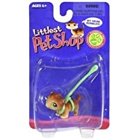 Littlest Pet Shop (リトルペットショップ) Single Pack Ferret #289 with Green Leash(並行輸入)