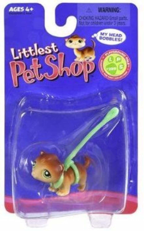 Littlest Pet Shop (リトルペットショップ) Single Pack Ferret #289 with Green Leash(並行輸入)