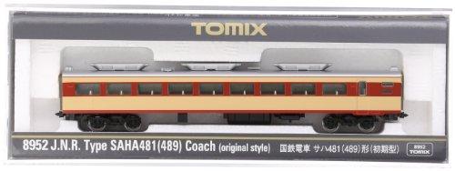 トミーテック TOMIX Nゲージ サハ481 489 初期型  鉄道模型 電車 / 8952