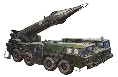 プラッツ 1/35 SS-1c スカッドB w/MAZ-543 TEL プラモデル DR3520