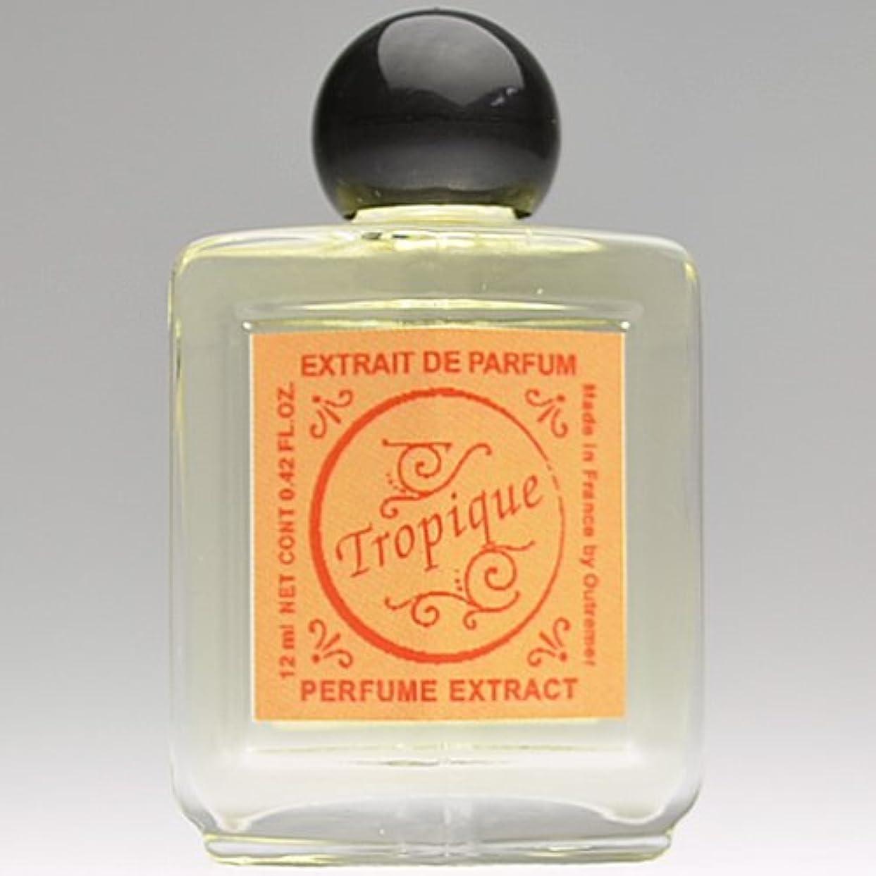 ラオス人血色の良いシュートL'Aromarine(アロマリン) パフュームエクストラクト(アロマオイル) 12ml 「トロピカル」 4994228017024