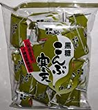 小林製菓  ◆黒糖こんぶ寒天◆ 230g×6袋入