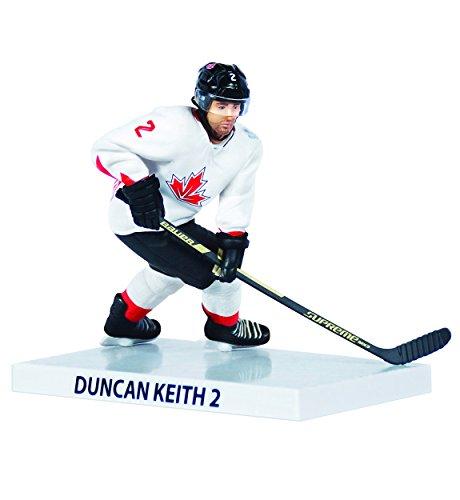 NHL 2016 WCOH/ チーム・カナダ ダンカン・キース 6インチ フィギュア