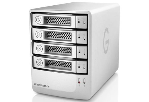 G-Technology G-SPEED Q USB 3.0 12000GB Silver JP 0G03012