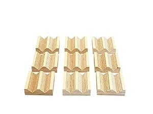 乱反射ブロック【板厚18mm】乱反射ブロック9個セット (1セット9個入)