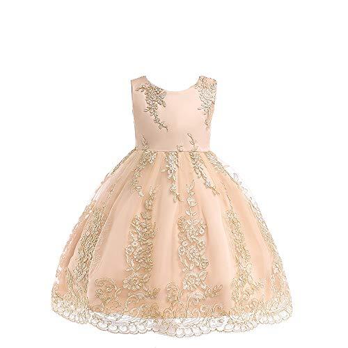 909de02af77cc JKTOWN プリンセスワンピース 子供ドレス キッズドレス 女の子 女児 リボン飾り サテン キャンディ パーティ 誕生日