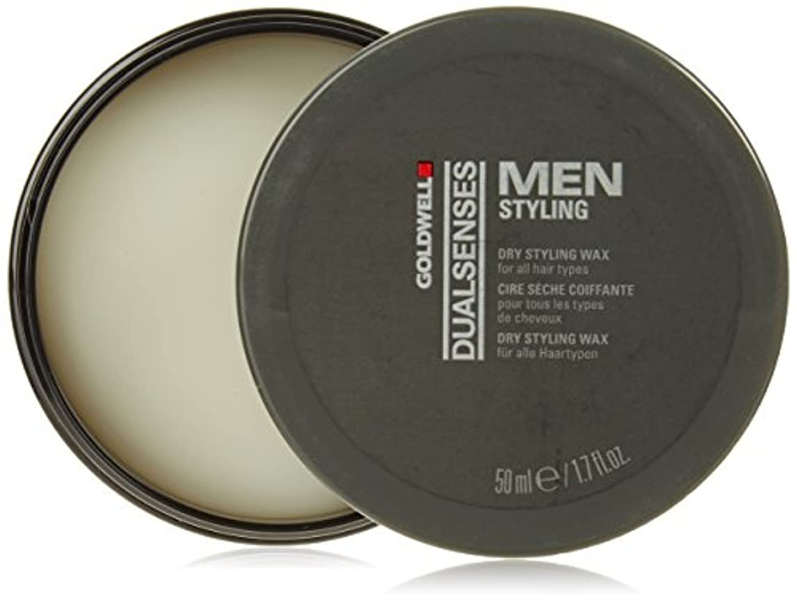 毛布実験室自伝Men by Goldwell Dry Styling Wax 50ml by Goldwell