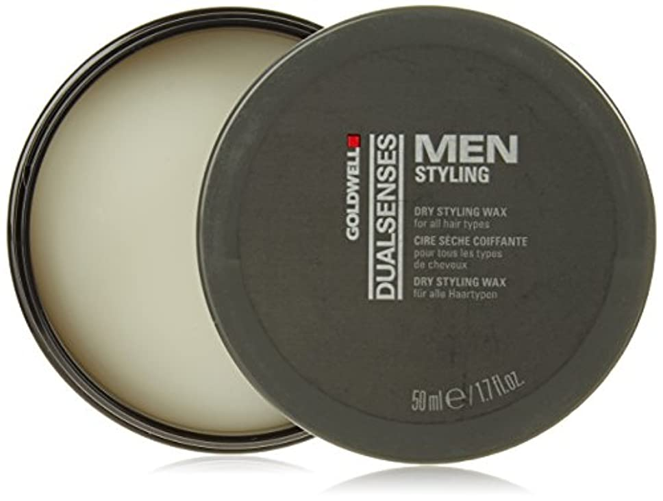 有名藤色電話するMen by Goldwell Dry Styling Wax 50ml by Goldwell