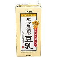 ふくれん 九州産ふくゆたか大豆使用 成分無調整豆乳 1000ml