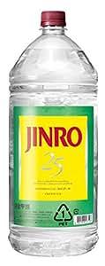 JINRO 25度 PET 4l