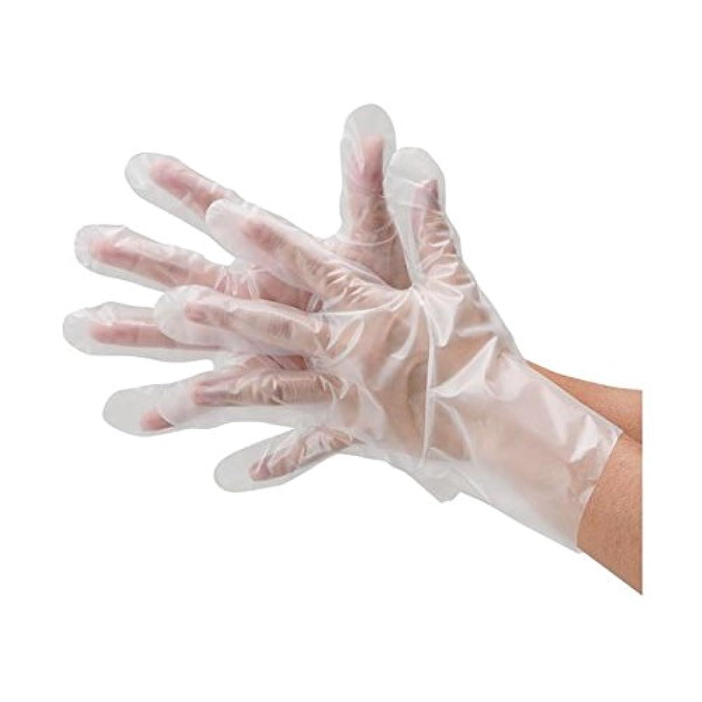 ファセット挽くデータム川西工業 ポリエチレン手袋外エンボス袋エコノミーM60袋 ds-1915797