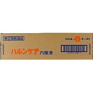 【指定第2類医薬品】ハルンケア内服液 30mL×80