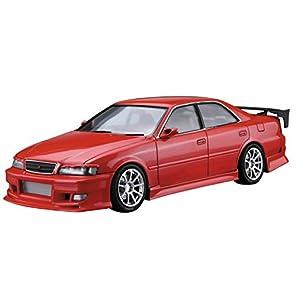 青島文化教材社 1/24 ザ・チューンドカーシリーズ No.16 トヨタ Kunny'z JZX100 チェイサー ツアラーV 1998 プラモデル