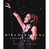 MIKA NAKASHIMA CONCERT TOUR 2011 THE ONLY STAR [Blu-ray]