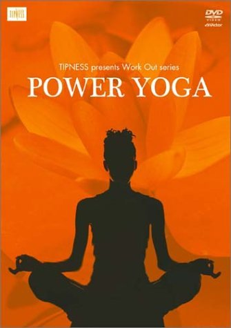 TIPNESS presents Work Out series POWER YOGA [DVD]
