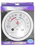 タニタ 食中毒注意ゾーン付 温湿度計 No.5488