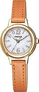[シチズン]CITIZEN 腕時計 wicca ウィッカ ソーラーテック シンプルかわいいデザイン KH9-922-12 レディース