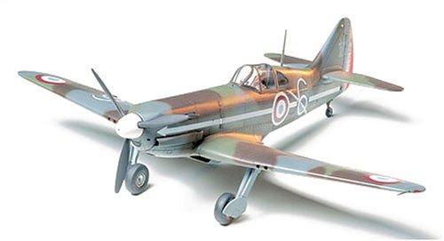 タミヤ 1/48 傑作機シリーズ デヴォアティーヌ D.520
