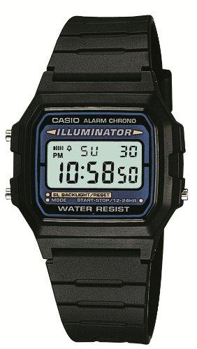 [カシオ]CASIO 腕時計 スタンダード デジタル F-105W-1A メンズ