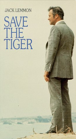Save the Tiger [VHS] [Import]