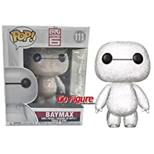 Funko FU29127 POP! Disney:#111 Big Hero 6 - Baymax Vinyl Figure