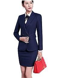 BCSY レディース フォーマル スカートスーツor パンツスーツ 2点セット上品 従柄 エレガント OL 事務服 オフィス 就活 ビジネス 通勤 お洒落 正規品 上質 四季大きいサイズ SからXXXXLサイズまで ブラックネイビー