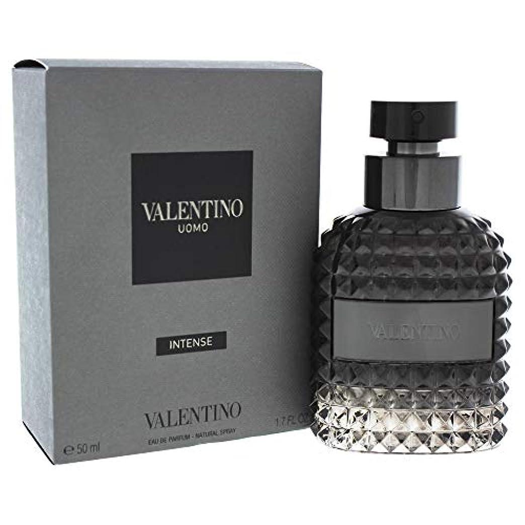 ジャンク無法者結晶ヴァレンティノ ウォモ インテンス EDP スプレー 50ml ヴァレンティノ VALENTINO