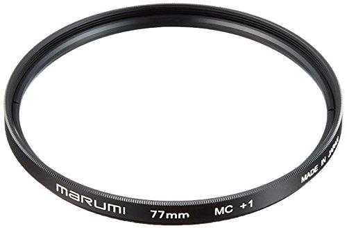 MARUMI カメラ用フィルター クローズアップレンズ MC+1 77mm 近接撮影用 031134