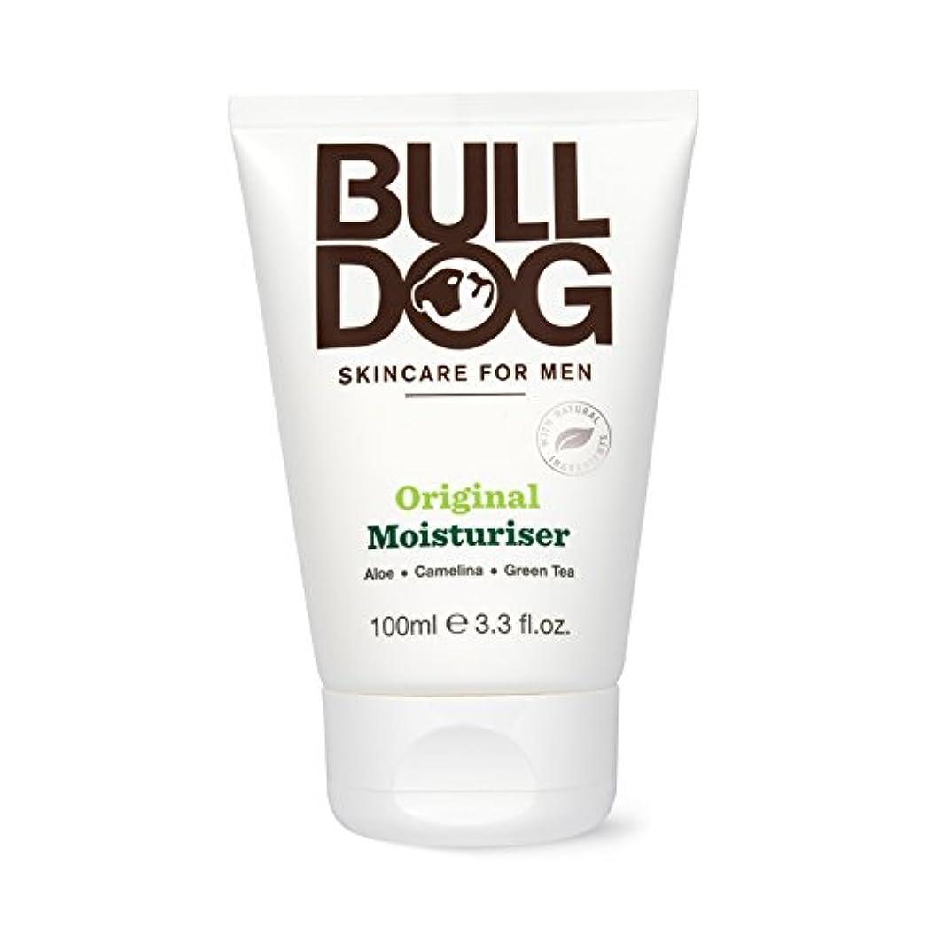 機関粗いマガジンブルドッグ Bulldog オリジナル モイスチャライザー(保湿クリーム) 100mL