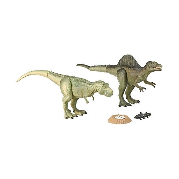 アニア AG-02 肉食恐竜ライバル激突セットの商品画像