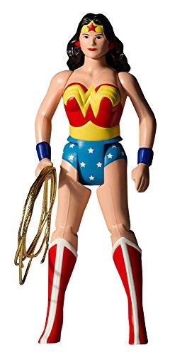 【レトロ・ケナー】『DCコミック/スーパーパワーズ・コレクション』ワンダーウーマン 12インチ プラスチック製塗装済みアクションフィギュアの詳細を見る