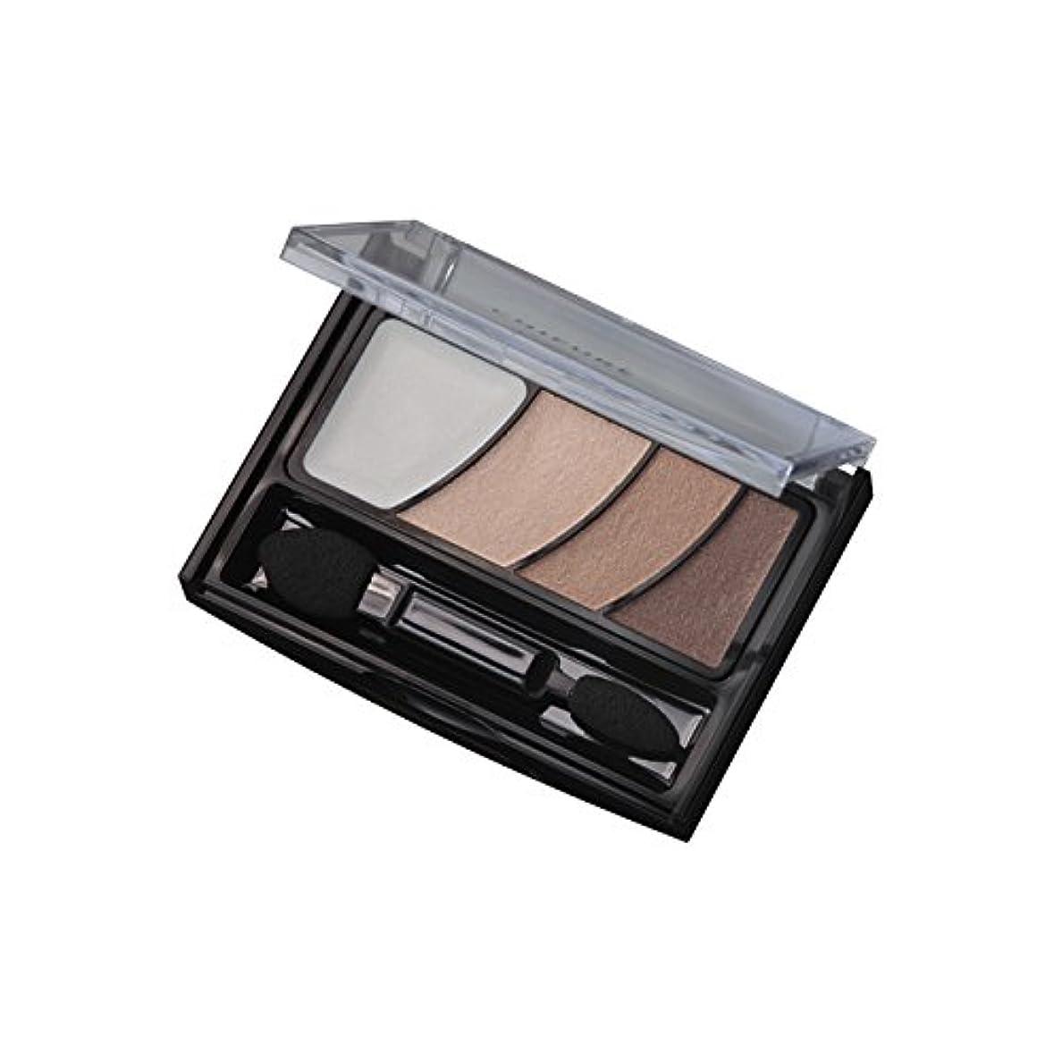 温室縫い目布ちふれ化粧品 グラデーション アイ カラー(チップ付) 74 ブラウン系 アイカラー74