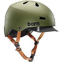 (バーン)Bern MACON VISOR MT OLIVE BE-VM2BHMOGV-02