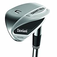 (Right Hand, Steel, Wedge, 42 Degrees) - Cleveland Golf Men's Smart Sole 3 Wedge C