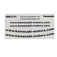 KAWASAKI (カワサキ純正アクセサリー) カワサキWEBステッカーキットB J70100117