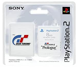 PlayStaion 2専用メモリーカード(8MB) Premium Series Gran Turismo 4 Prologue