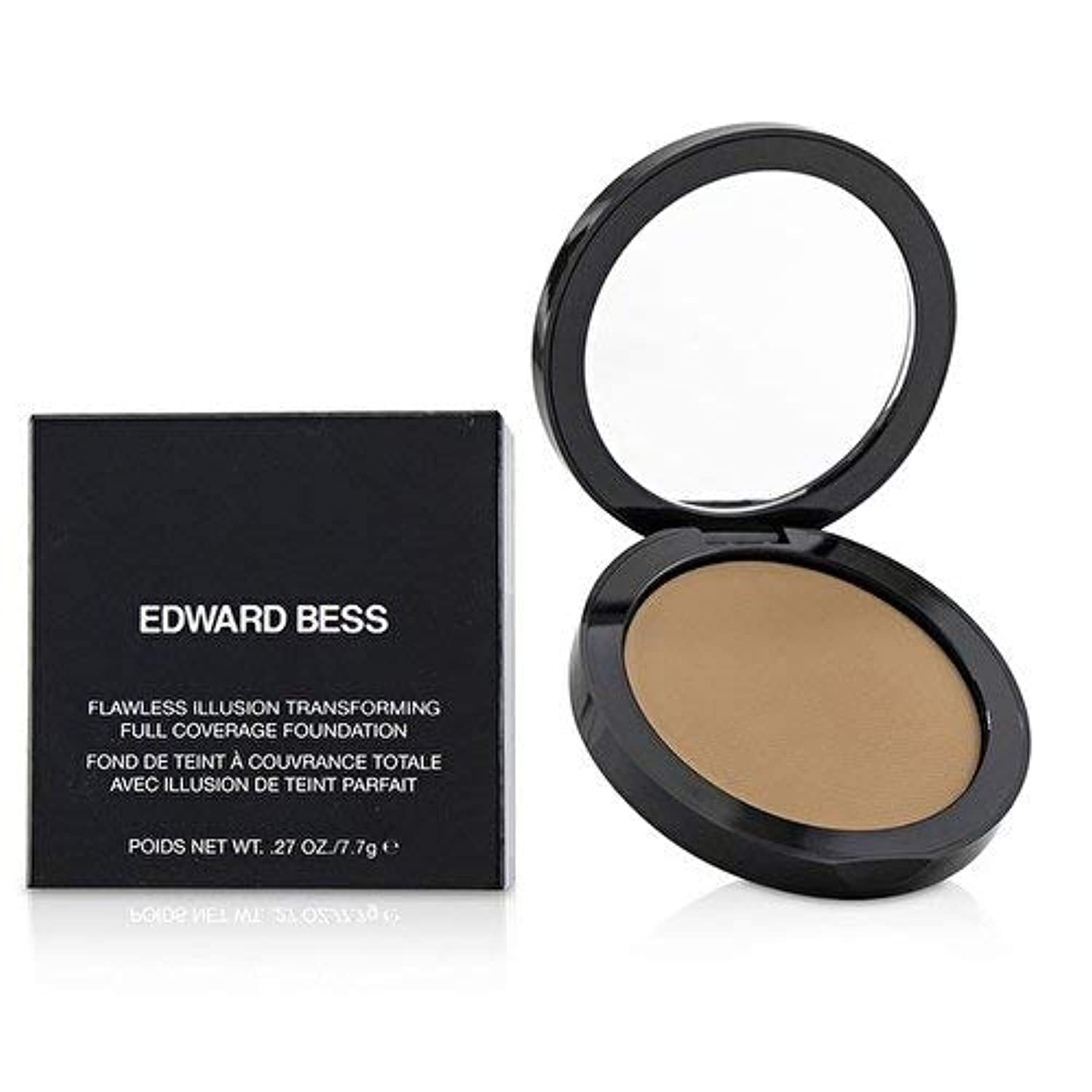 エドワードべス Flawless Illusion Transforming Full Coverage Foundation - # Tan 7.7g/0.27oz並行輸入品