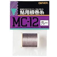 OWNER(オーナー) MC-12 鮎用根巻糸 黄 81074